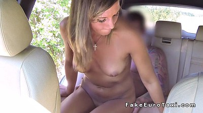 Czech taxi, Beauty creampie, Czech public