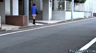 Piss, Japanese piss, Japanese outdoor, Spy, Peeing public, Japanese pissing