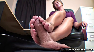 Feet, Milf footjob