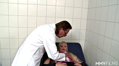 Old young anal, Old doctor