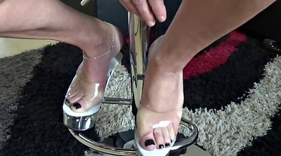 Shoeplay, Feet fetish