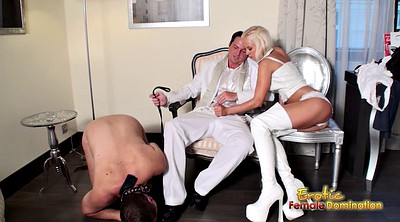 Cuckold, Cuckold cleaning, Boots slave, Shoes, Lick shoes, Face sitting