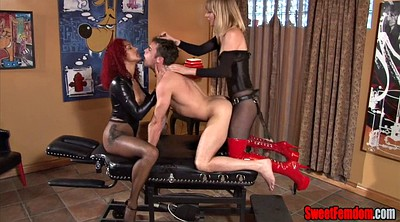 Strapon, Femdom strapon, He, Strap-on, Strap, Muscle femdom