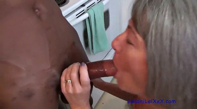 Grannies, Interracial missionary, Interracial mature