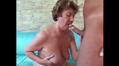 Mature anal, Anal granny