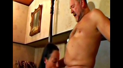 Grandpa, Grannies anal, Daddy anal