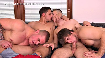 Raw gay, Four, Car sex, Sex party