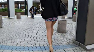 Leggings, Walking, Japanese c, Sexy asian