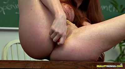 Squirt, Students, Classroom, Orgasm squirt, Veronica, Squirting dildo