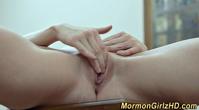 Mormon, Young blonde