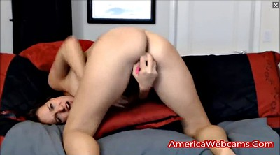 Webcam anal, Solo anal, Crazy anal