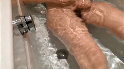 Hairy, Hidden, Hidden bath, Hairy wife