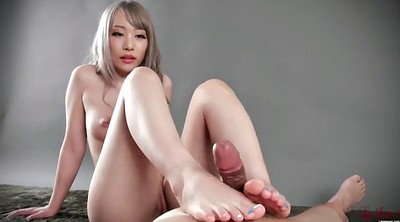Asian foot, Asian feet, Asian footjob, Small foot