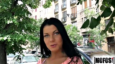 Sofia, Public anal, Pick up