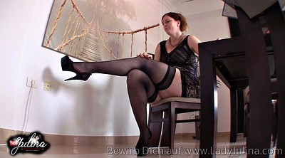 Foot, Heels, High, Nylon foot, High heels nylon