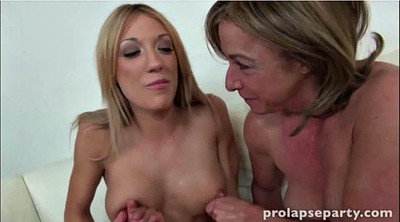 Prolapse, Babysitter, Amy brooke