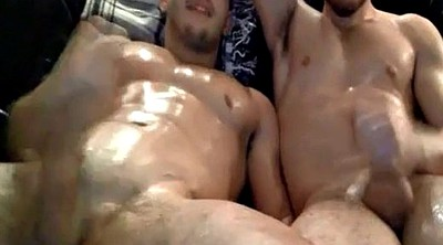 Gⅰr muscle, Sex gay, Masturbate together