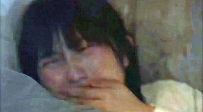 Molested, Japanese throat, Japanese teen creampie