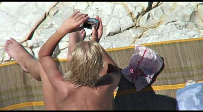 Hidden camera, Beach voyeur