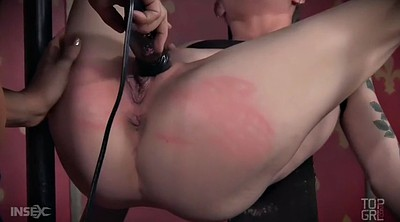 Whipping, Whip, Lesbian bdsm, Femdom whipping, British lesbian, Outdoor whipping