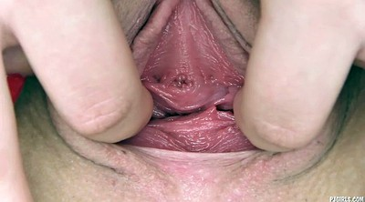 Anna rose, Anna, Gaping pussy, Open