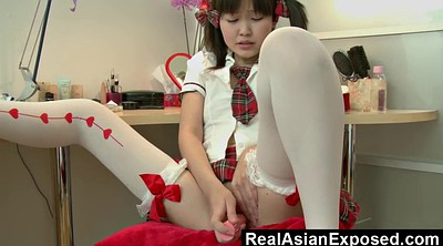 Japanese cosplay, Japanese solo, In school, Japanese masturbation, Charming