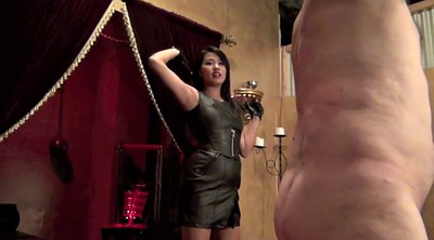 Rip, Asian femdom, Ripped, Whip, Angelina, Femdom whipping