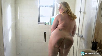 Bbw solo, Solo shower