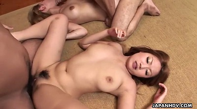 Japanese big tits, Japanese licking, Japanese lick, Foursome, Japanese new, Japanese friend