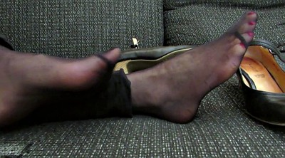 Nylon foot, Amateur nylon