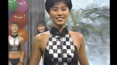 Retro, Swimsuit, Show, Asian bikini, Leotard, Japanese gym
