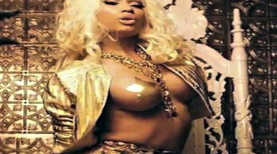 Nipples, Big nipples, Celebrity, Big nipple, Celebrities, Nicki minaj