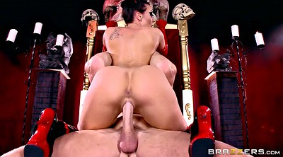 Gloves, Leather boots, Rachel starr, Leather boot, Devil