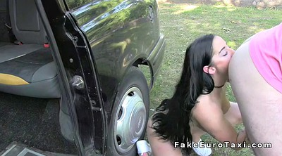 Fake taxi, Fake tits, Ass to mouth