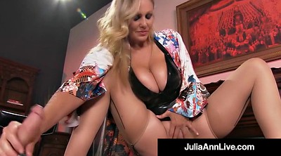 Bdsm, Julia ann, Julia, Anne, Young pussy, Mature bdsm