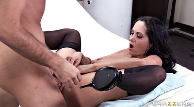 Ava addams, Stockings, Stocking milf, Shoes