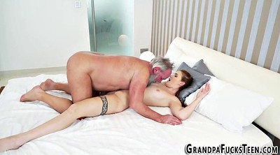 Grandpa, Teen blow