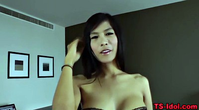 Shemale cum, Asian shemale, Shemale sex