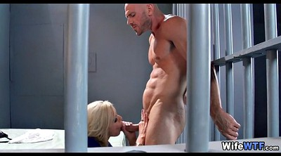 Watching wife, His wife, Jail