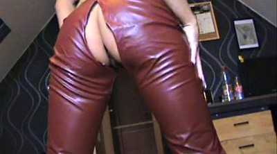 Leather, Pants