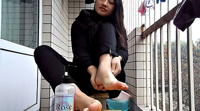 Chinese foot, Asian soles, Sole, Chinese w, Chinese teens, Asian chinese