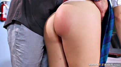 Spanked, Teacher spank, Schoolgirl spanked, Dillion harper