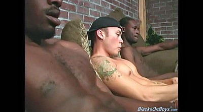 Ebony, Asian twink
