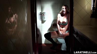Toilet, Spy masturbation