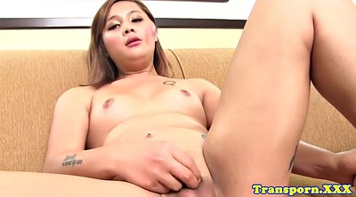 Ladyboy, Shemale on shemale, Ladyboy on ladyboy