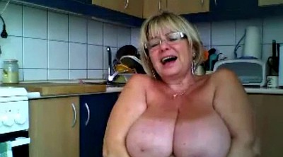 Granny interracial, Granny webcam