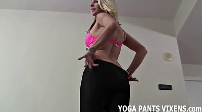 Yoga, Spandex, Pants