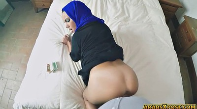 Legs, Amateur arab