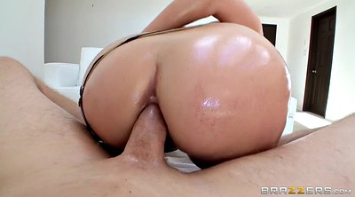 Big cock, Oiled