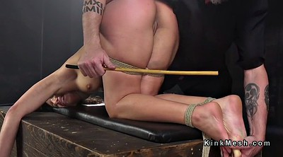 Feet, Tied, Caning, Tied up, Caned, Tie
